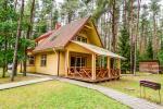 """Villa Pluņģes rajonā pie ezera Plateliai """"Plokštinė"""""""
