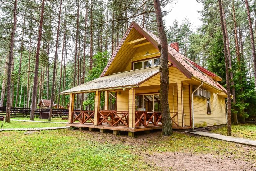 Villa Pluņģes rajonā pie ezera Plateliai Plokštinė - 2