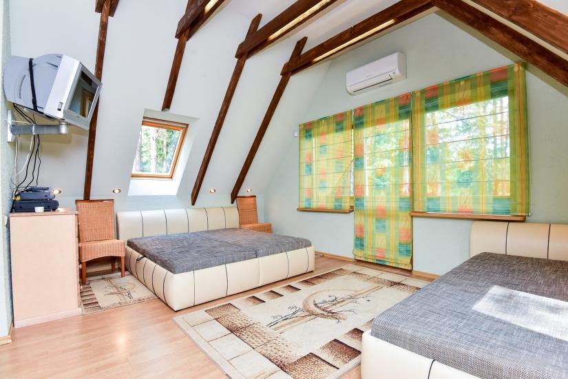 Villa Pluņģes rajonā pie ezera Plateliai Plokštinė - 11