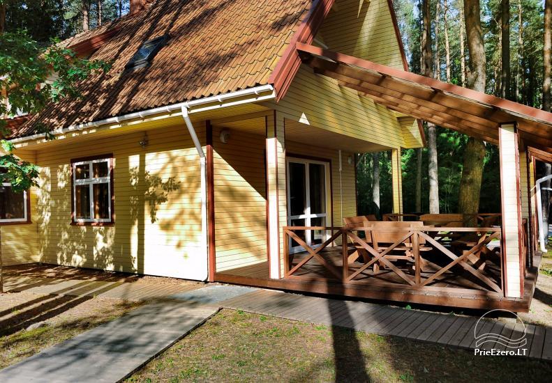 Villa Pluņģes rajonā pie ezera Plateliai Plokštinė - 19
