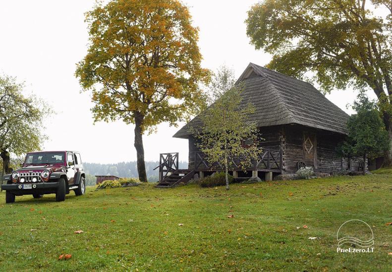 Villa Pluņģes rajonā pie ezera Plateliai Plokštinė - 24