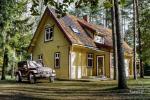 Villa Pluņģes rajonā pie ezera Plateliai Plokštinė