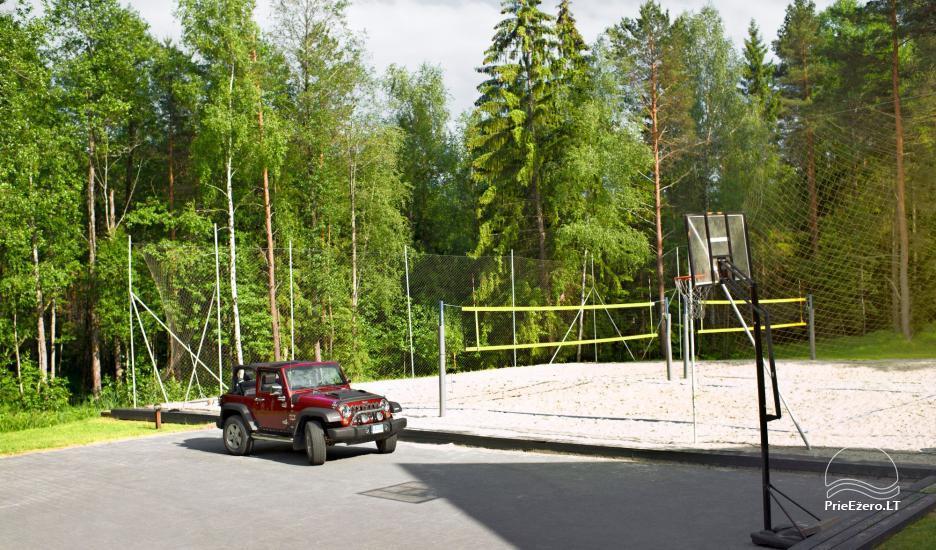 Villa Pluņģes rajonā pie ezera Plateliai Plokštinė - 28