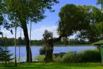 Sēta ar pirts pie ezera pasākumiem, kāzām un atpūtai - 9