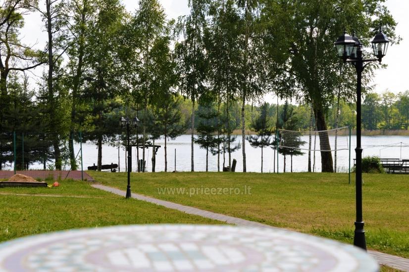 Sēta ar pirts pie ezera pasākumiem, kāzām un atpūtai - 31