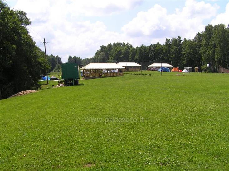Kempings DRŪTŪNŲ BAIDARĖS Ignalinas rajona pie ezera - 3