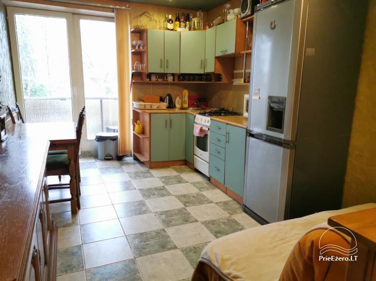Izīrē māju Druskininkos - 4