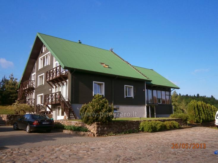 Lauku māja rajona Trakai - 1