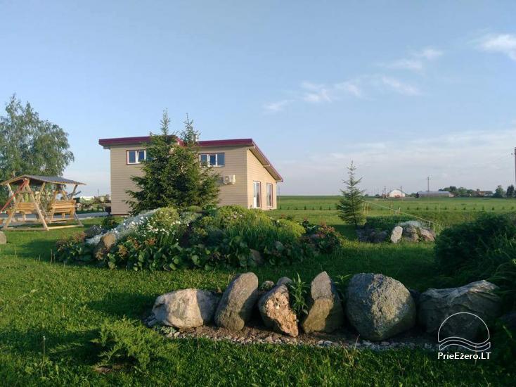 Tikko mēbelēts sētā in Marijampole jomā - 1