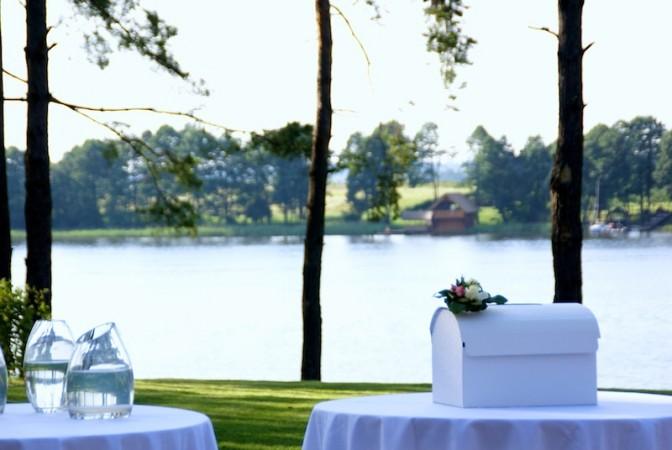 Lauku tūrisms komplekss Trakai reģionā uz krasta ezera Margio Krantas - 7