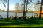 Lauku tūrisms komplekss Trakai reģionā uz krasta ezera Margio Krantas - 9