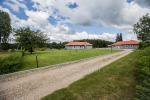 Villa Skuodas rajona Gervių gūžta: banketu zāle, sauna, guļamistabas - 9