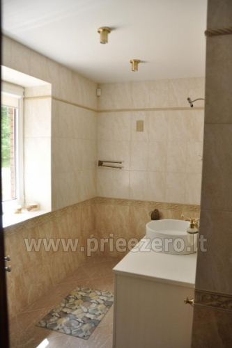 Viensēta ar banketu zāli, vannas Moletai jomā - 19