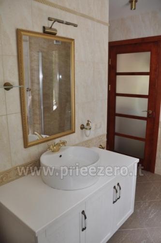 Viensēta ar banketu zāli, vannas Moletai jomā - 21