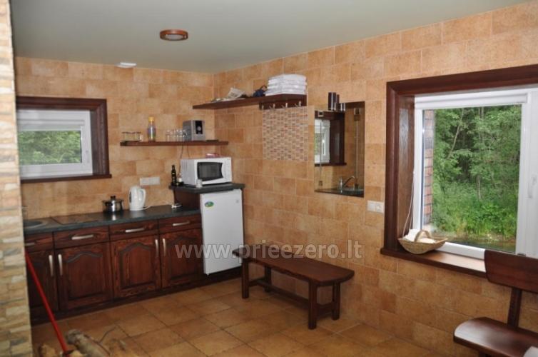 Viensēta ar banketu zāli, vannas Moletai jomā - 48