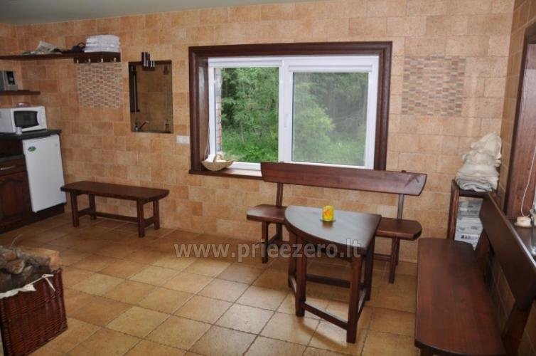 Viensēta ar banketu zāli, vannas Moletai jomā - 49