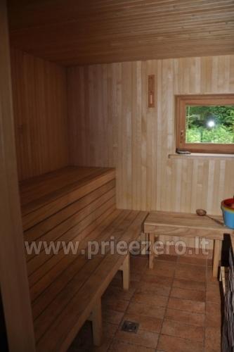 Viensēta ar banketu zāli, vannas Moletai jomā - 51