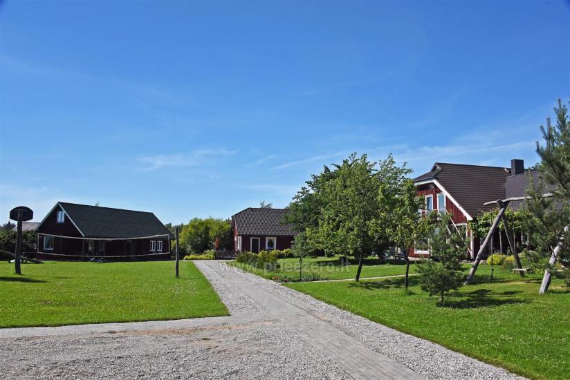 Vila RUNA - atpūsties netālu no viena no skaistākajiem ezeriem Lietuvā Plateliai - 3