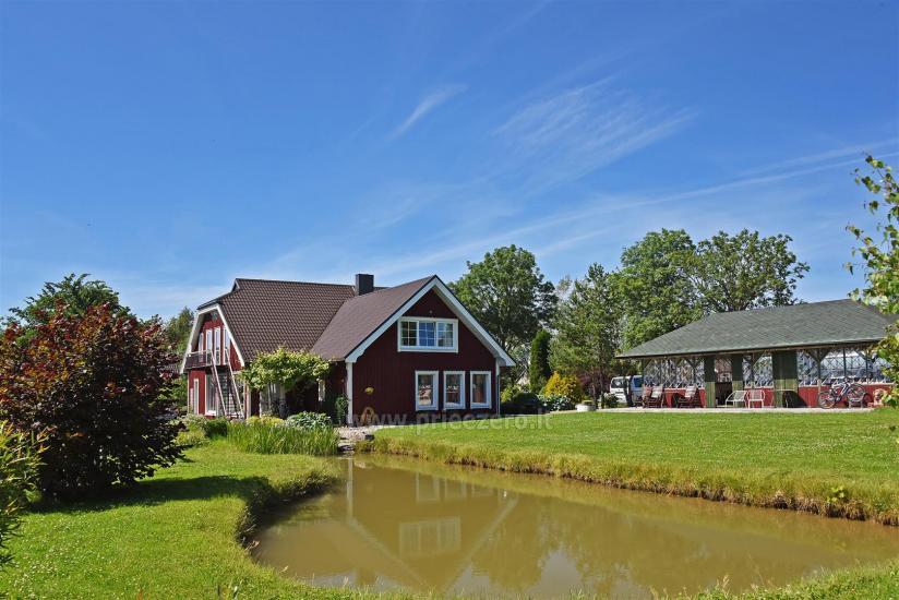 Vila RUNA - atpūsties netālu no viena no skaistākajiem ezeriem Lietuvā Plateliai - 4