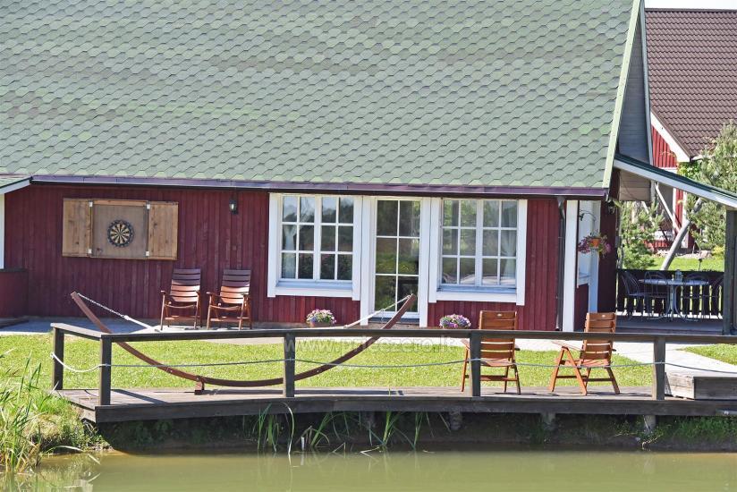Vila RUNA - atpūsties netālu no viena no skaistākajiem ezeriem Lietuvā Plateliai - 11