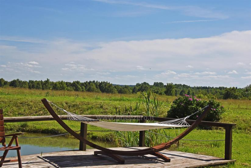 Vila RUNA - atpūsties netālu no viena no skaistākajiem ezeriem Lietuvā Plateliai - 13
