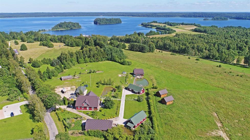 Vila RUNA - atpūsties netālu no viena no skaistākajiem ezeriem Lietuvā Plateliai - 6