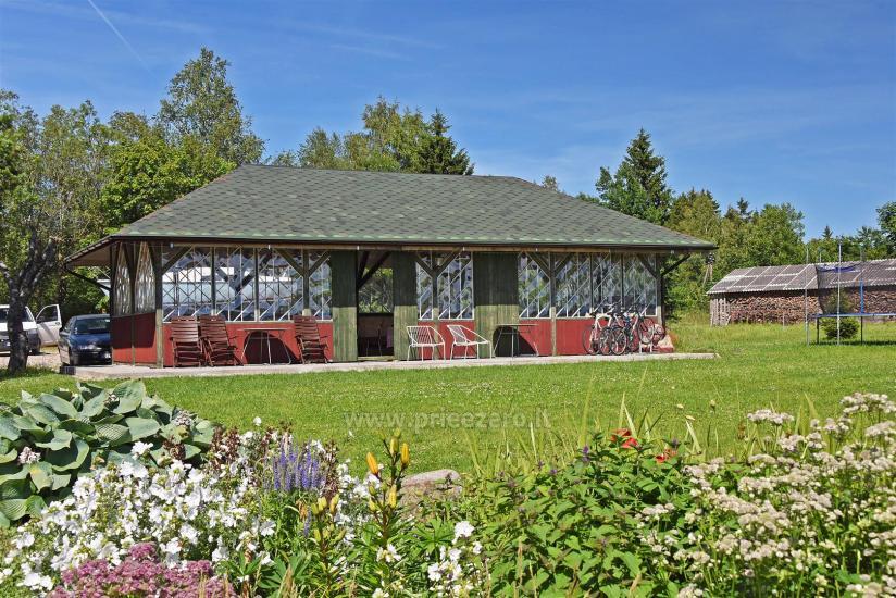 Vila RUNA - atpūsties netālu no viena no skaistākajiem ezeriem Lietuvā Plateliai - 18