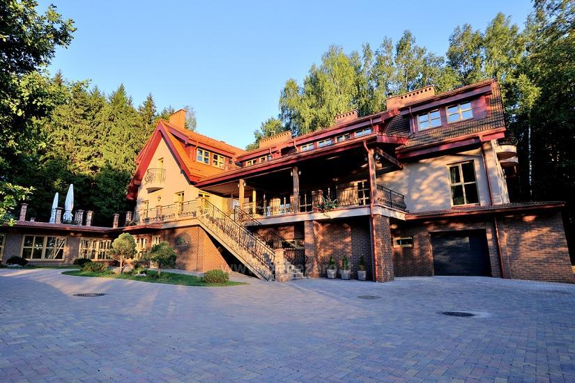 Villa Gervalis - izklaides un atpūtas komplekss - 1