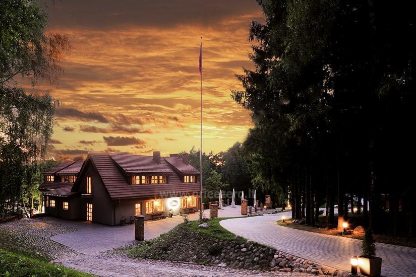 Villa Gervalis - izklaides un atpūtas komplekss - 4
