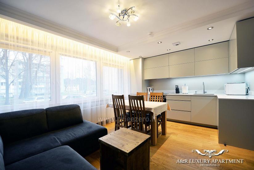 A&R Luxury dzīvoklis Druskininkos, Lietuvā - 1