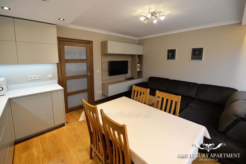 A&R Luxury dzīvoklis Druskininkos, Lietuvā - 2