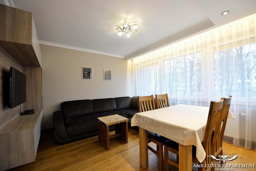 A&R Luxury dzīvoklis Druskininkos, Lietuvā - 4