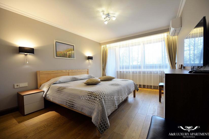 A&R Luxury dzīvoklis Druskininkos, Lietuvā - 14