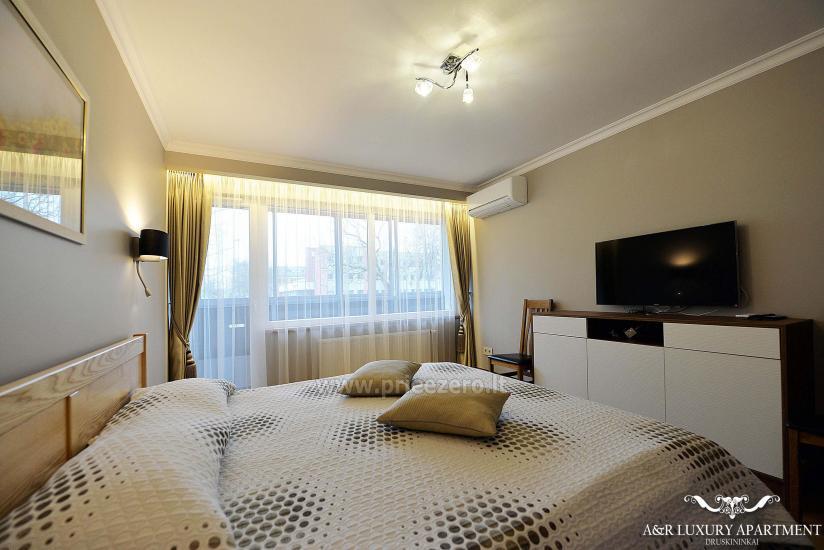 A&R Luxury dzīvoklis Druskininkos, Lietuvā - 18