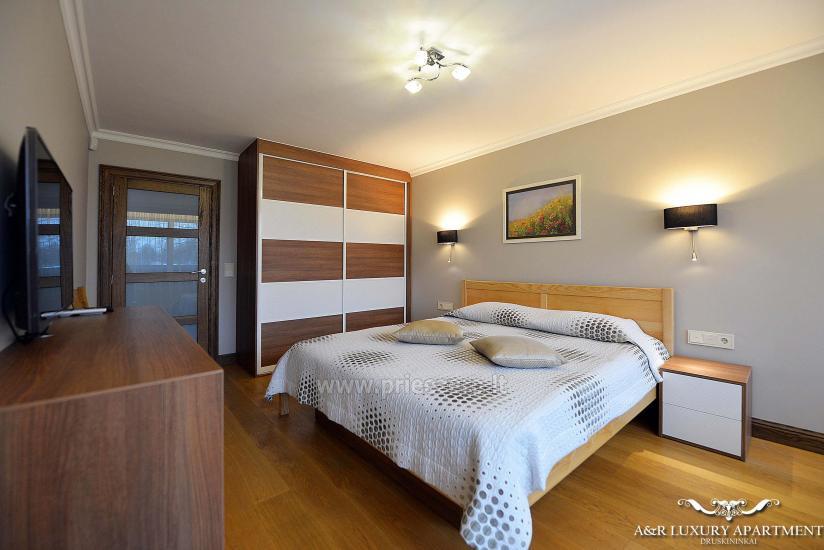 A&R Luxury dzīvoklis Druskininkos, Lietuvā - 19