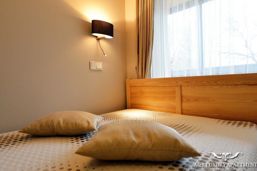 A&R Luxury dzīvoklis Druskininkos, Lietuvā - 23