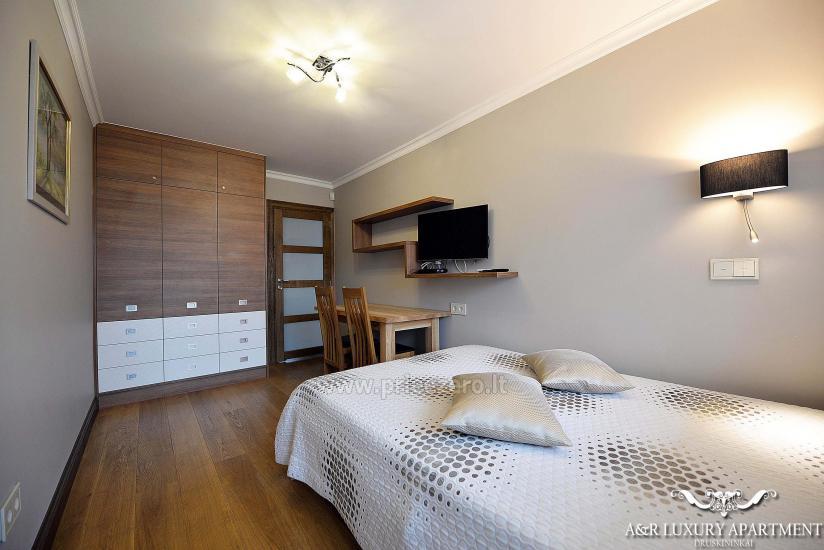 A&R Luxury dzīvoklis Druskininkos, Lietuvā - 24