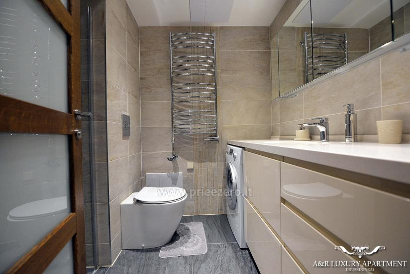 A&R Luxury dzīvoklis Druskininkos, Lietuvā - 28
