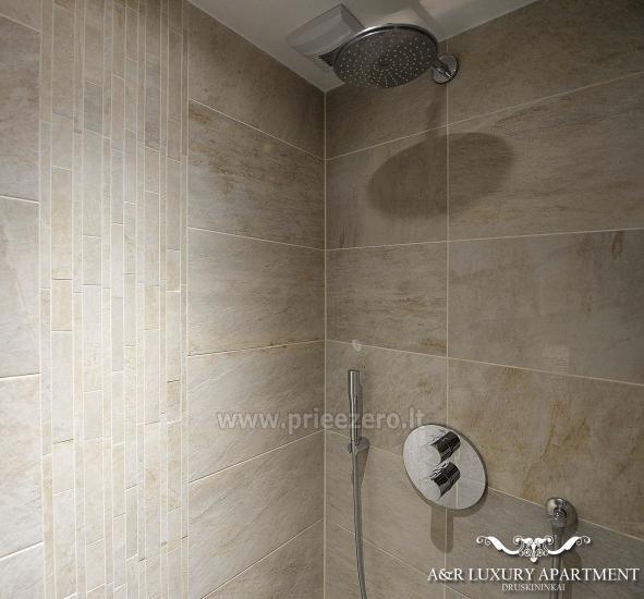 A&R Luxury dzīvoklis Druskininkos, Lietuvā - 36