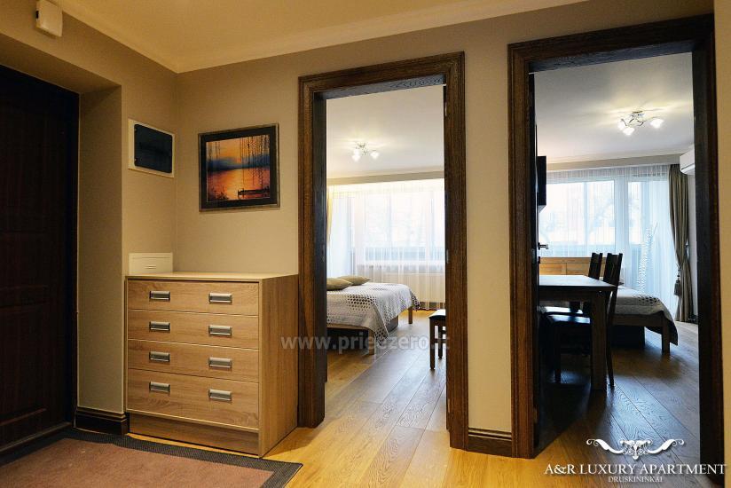A&R Luxury dzīvoklis Druskininkos, Lietuvā - 38