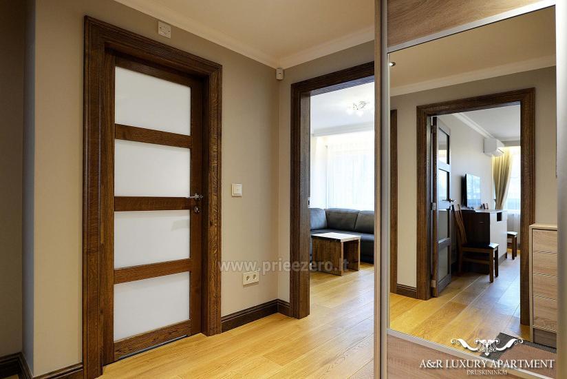 A&R Luxury dzīvoklis Druskininkos, Lietuvā - 39