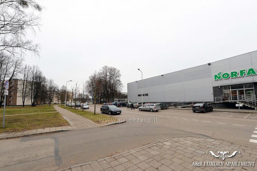 A&R Luxury dzīvoklis Druskininkos, Lietuvā - 45