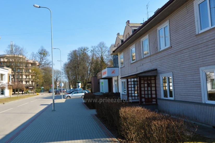 Divas istabas dzīvoklis istaba dzīvokli Druskininkos - 9