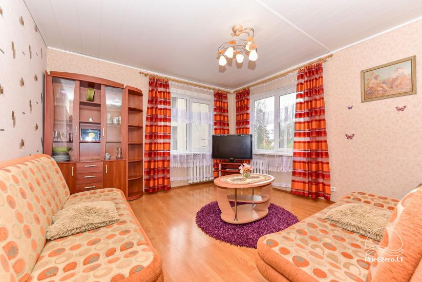 Divas istabas dzīvoklis istaba dzīvokli Druskininkos - 1
