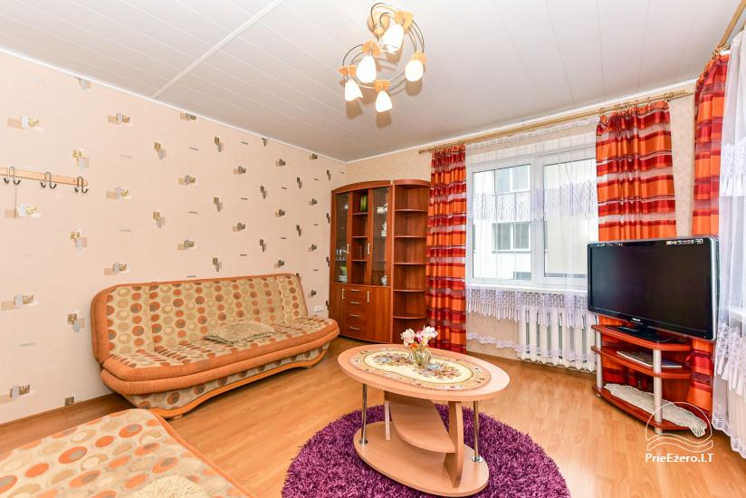 Divas istabas dzīvoklis istaba dzīvokli Druskininkos - 2
