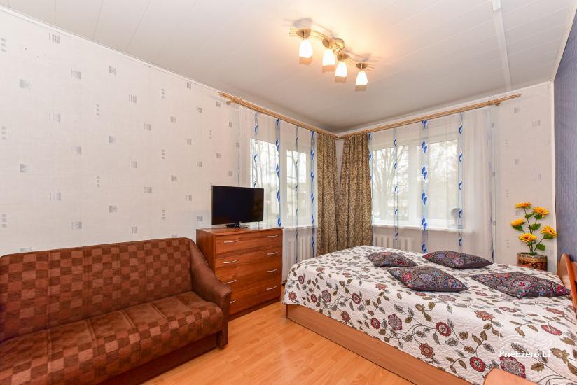 Divas istabas dzīvoklis istaba dzīvokli Druskininkos - 4