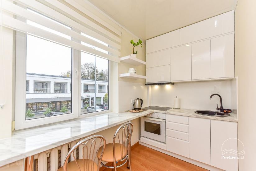 Divas istabas dzīvoklis istaba dzīvokli Druskininkos - 8