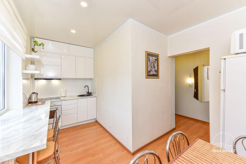 Divas istabas dzīvoklis istaba dzīvokli Druskininkos - 10
