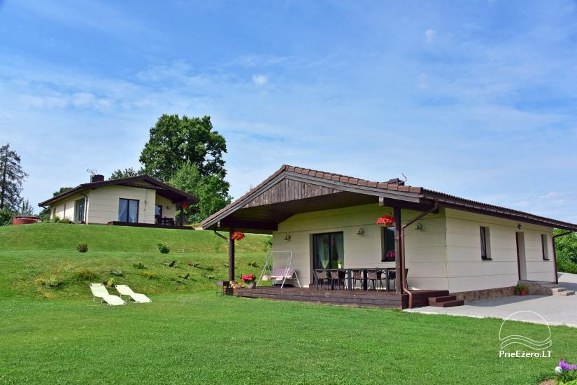 Villas un sauna īre Traķos reģionā - Villa Trakai - 2