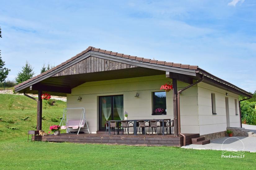 Villas un sauna īre Traķos reģionā - Villa Trakai - 3